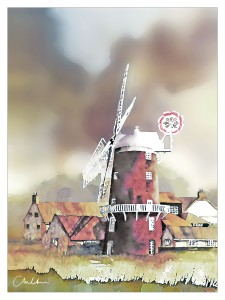 Cley-Mill