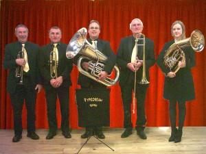 Pypedream Brass Quintet